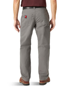 Wrangler Riggs Men's Slate Relaxed Ripstop Technical Work Pants , Slate, hi-res