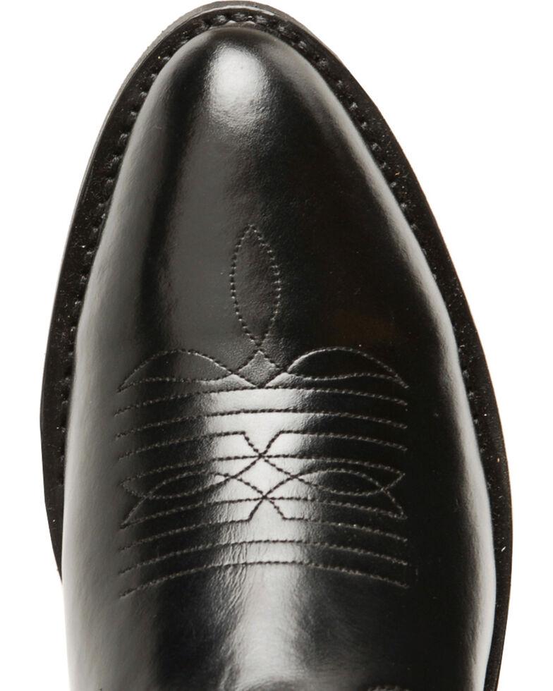 Laredo Men's Cowboy Work Boots, Black, hi-res