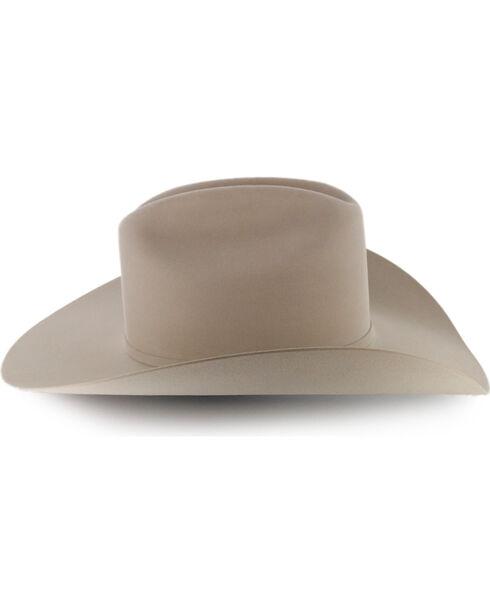 Stetson Men's 20X Paradise Felt Cowboy Hat, Silver Belly, hi-res
