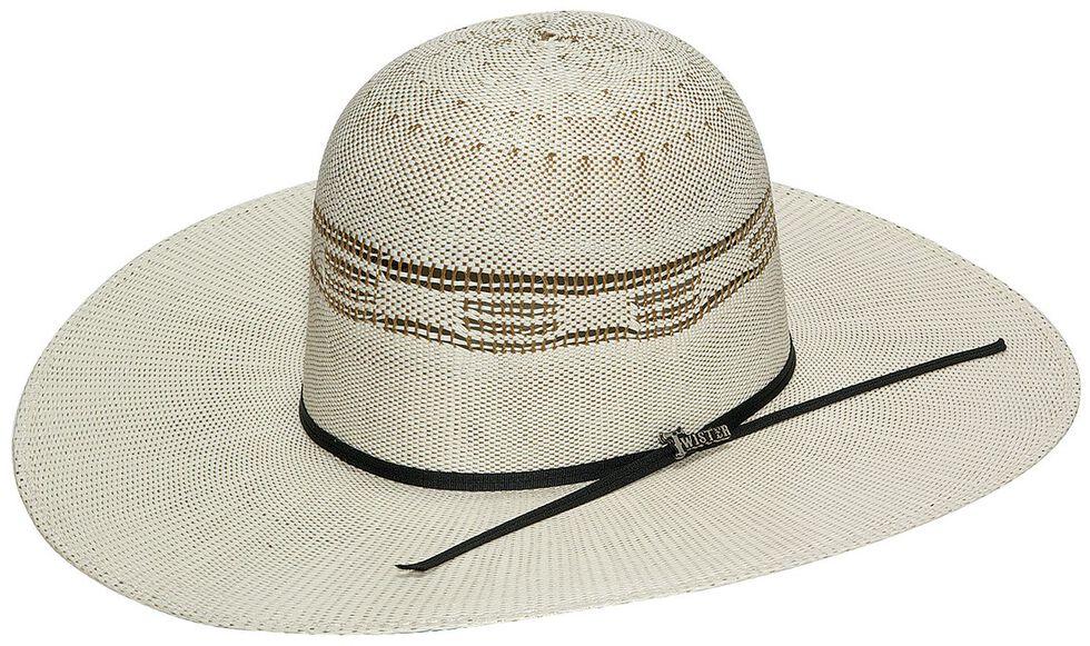 Twister Bangora Open Crown Cowboy Hat 37af59af830