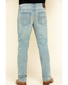 Cody James Men's Light River Stretch Slim Straight Jeans , Blue, hi-res