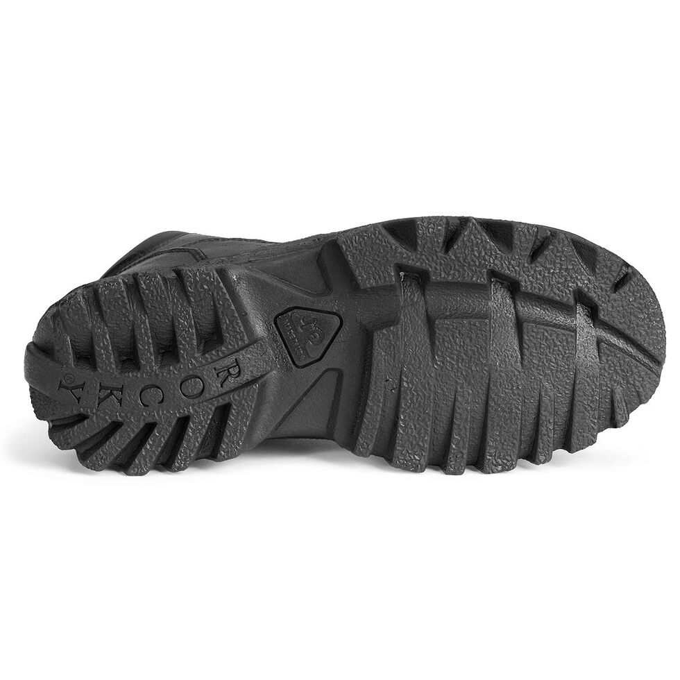 Rocky TMC Sport Chukka Boots - USPS Approved, Black, hi-res