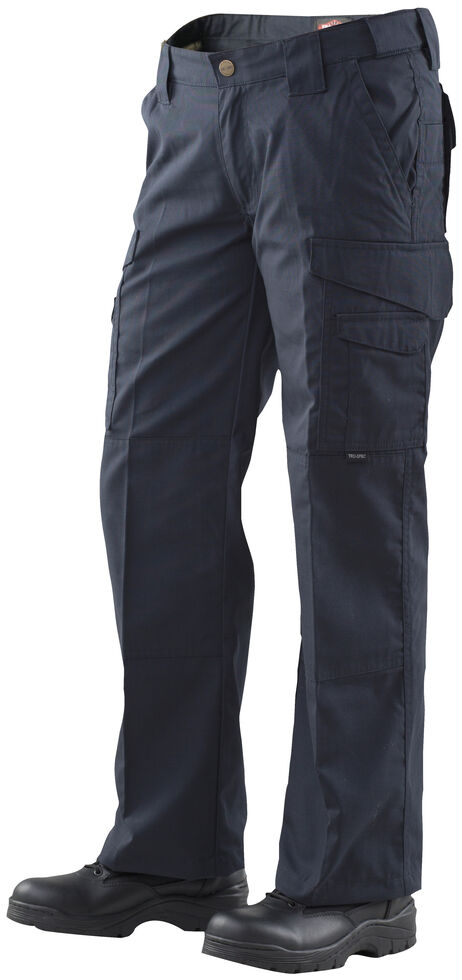 Tru-Spec Women's 24-7 Series Tactical Pants, Navy, hi-res