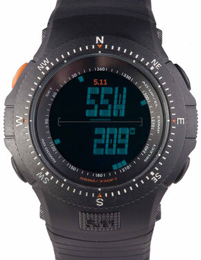 5.11 Tactical Field Ops Watch, Black, hi-res