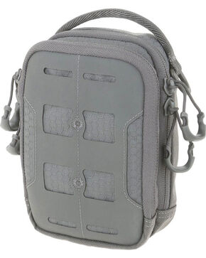 Maxpedition Cap Compact Admin Pouch , Grey, hi-res