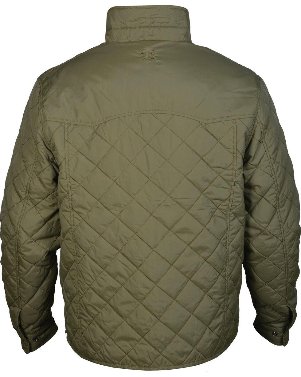 STS Ranchwear Men's Cassidy Jacket, Green, hi-res