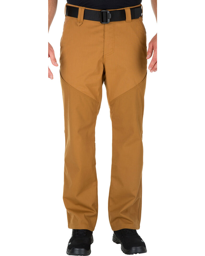 5.11 Tactical Men's Stonecutter Pant, Brown, hi-res