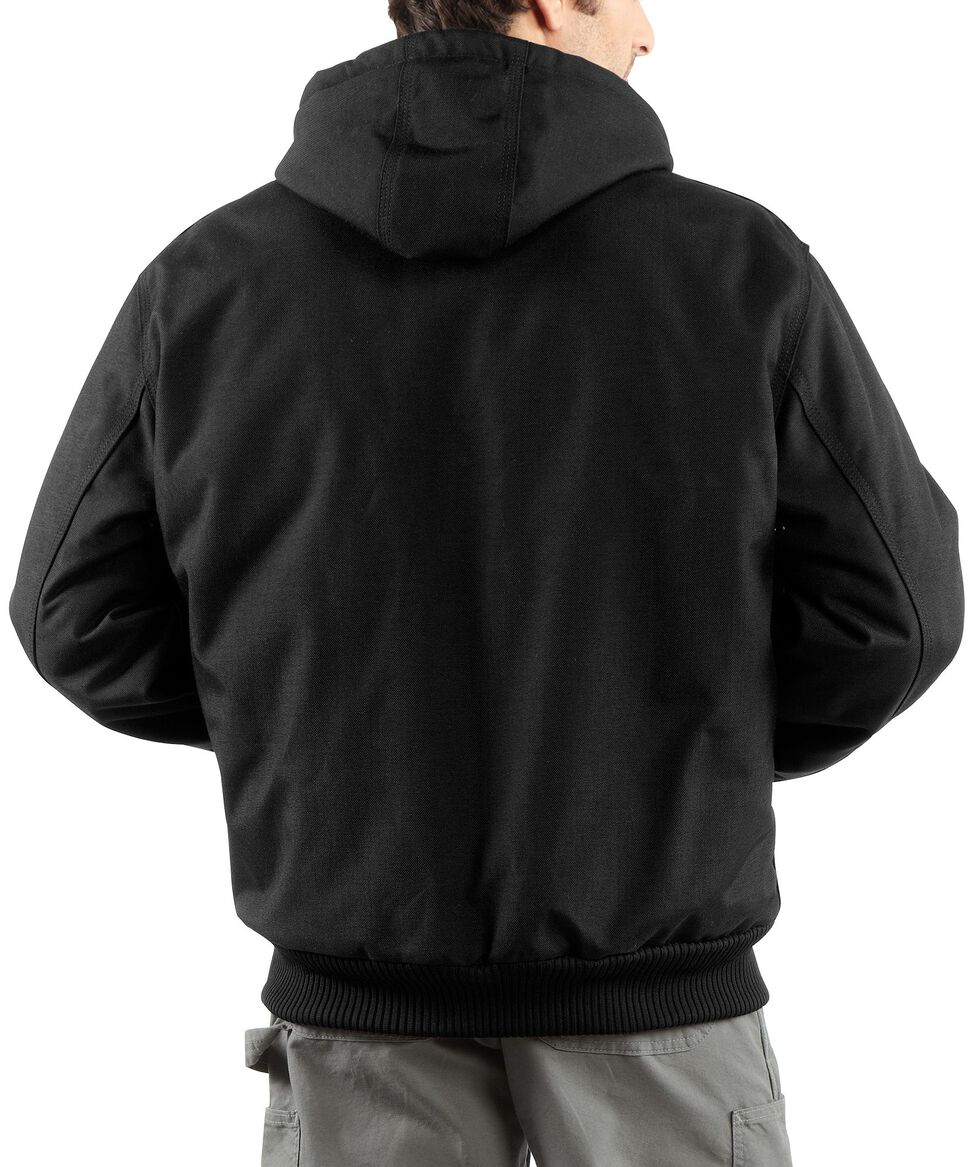 Carhartt Extremes® Quilt-Lined Active Jacket, Black, hi-res