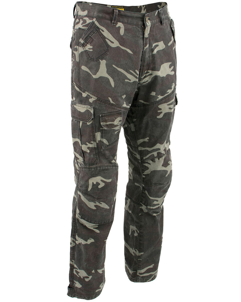 "Milwaukee Performance Men's 32"" Aramid Reinforced Camo Cargo Jeans - Big , Camouflage, hi-res"
