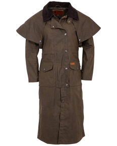 Outback Trading Co. Women's Bronze Matilda Duster , Bronze, hi-res