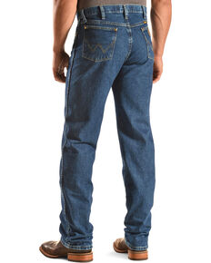 "Wrangler George Strait Cowboy Cut Original Fit Jeans  - 38"" Inseam, Denim, hi-res"