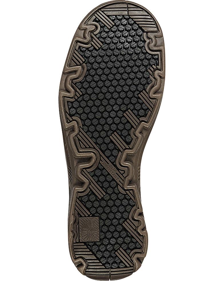 Nautilus Men's Brown EH Carbon Nanofiber Casual Work Shoes - Composite Toe , Brown, hi-res