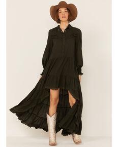 Maggie Sweet Women's Candela Maxi Dress, Olive, hi-res