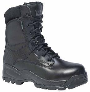 """5.11 Tactical Women's A.T.A.C. 8"""" Shield ASTM Boots, Black, hi-res"""