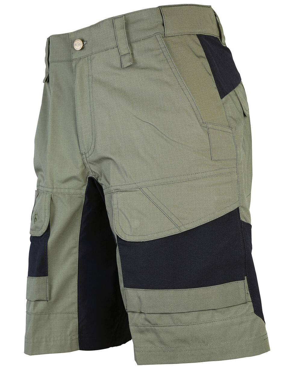 Tru-Spec Men's 24-7 Xpedition Shorts , Green, hi-res