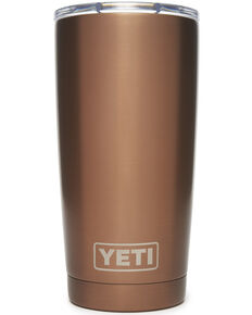 Yeti Rambler 20 oz. Tumbler, Rust Copper, hi-res