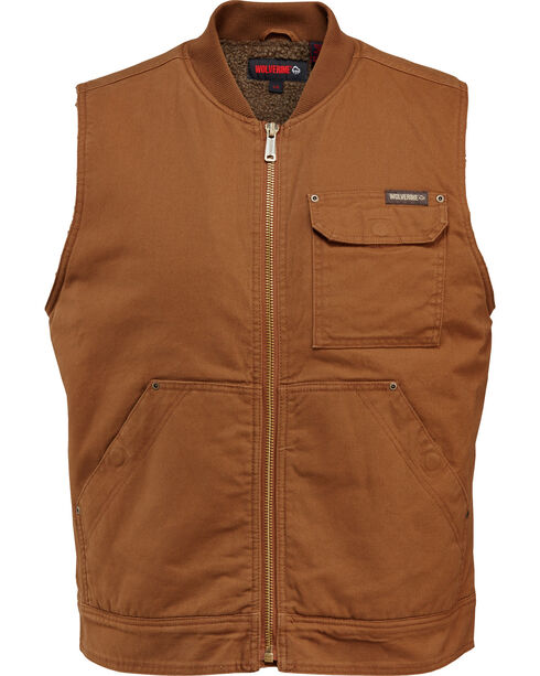 Wolverine Men's Insulated Ironwood Vest, , hi-res