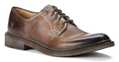 Frye Men's James Oxford Shoes, Tan, hi-res
