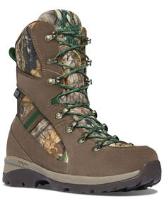"Danner Women's Mossy Oak Break Up Country Wayfinder 8"" Waterproof Boots - Round Toe, Camouflage, hi-res"