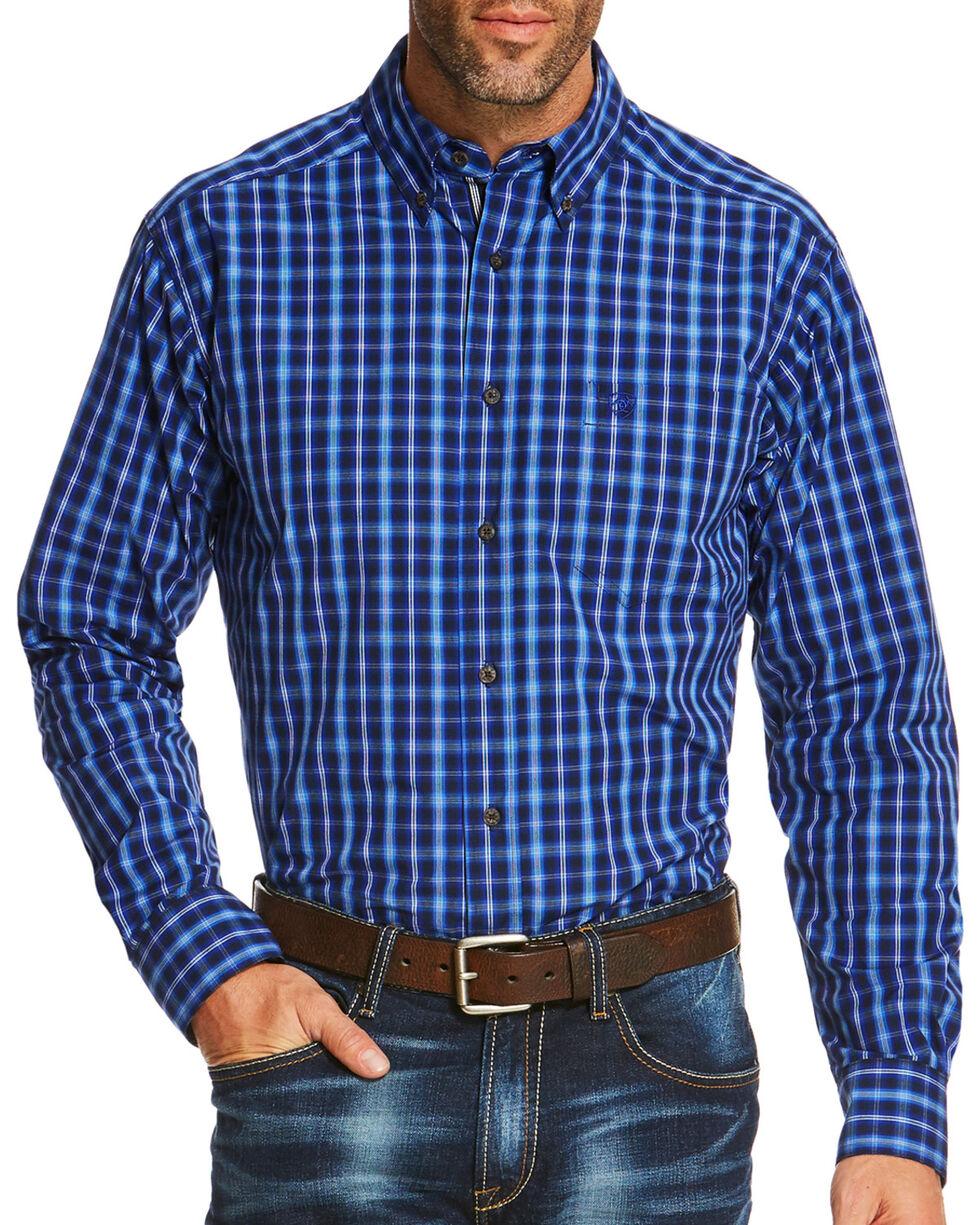Ariat Men's Multi Owensville Long Sleeve Shirt , Multi, hi-res