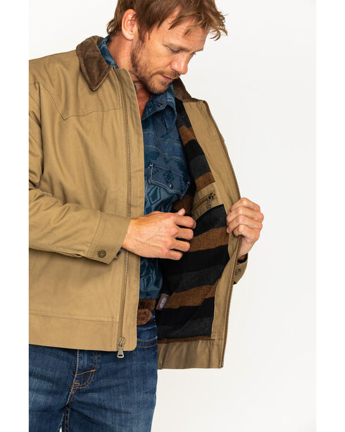 Cody James Men's Ponderosa Jacket, Camel, hi-res