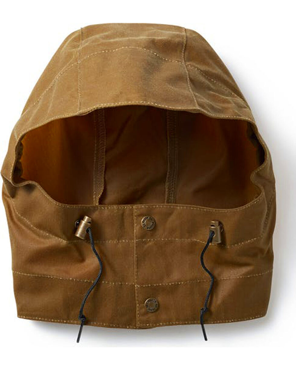 Filson Men's Tin Cloth Hood, Tan, hi-res