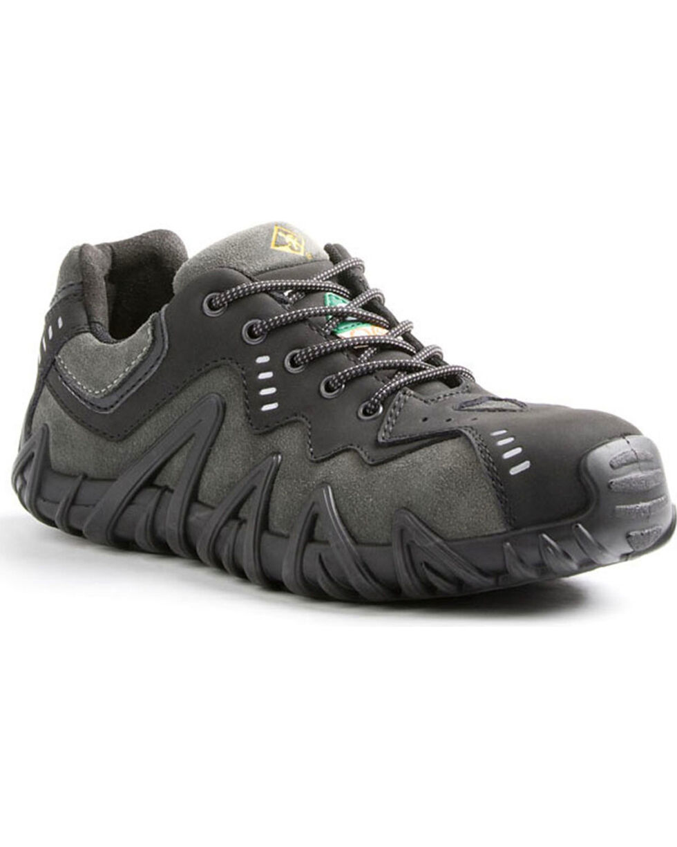 Terra Men's Black Spider Work Shoe , Black, hi-res
