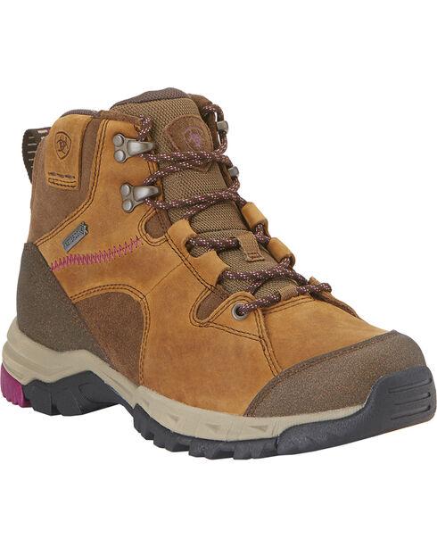 Ariat Women's Skyline Mid GTX Boots, Brown, hi-res