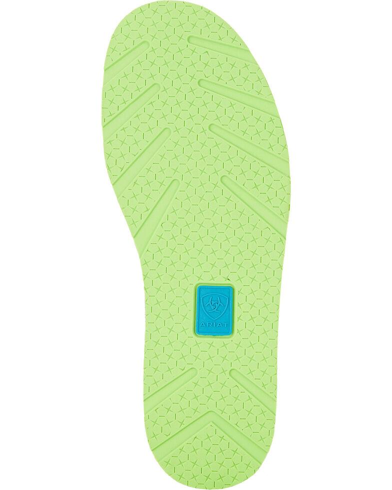 Ariat Women's Leopard Print Cruiser Shoes , Palm, hi-res