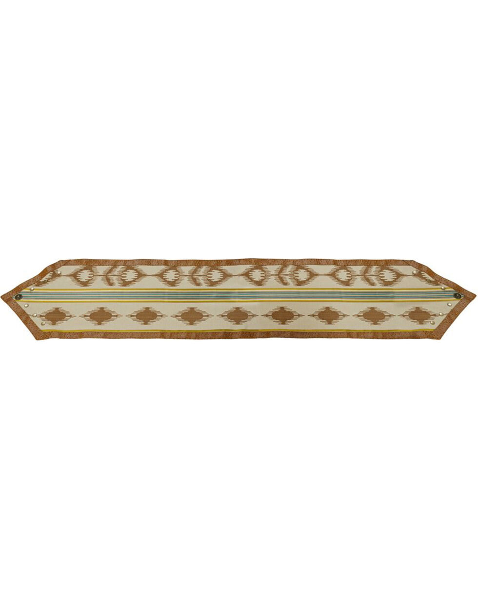 HiEnd Accents Alamosa Collection Table Runner, Multi, hi-res