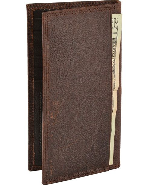 HD Xtreme Work Wallet & Checkbook Cover, Briar, hi-res