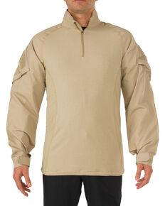 5.11 Tactical Rapid Assault Long Sleeve Shirt - 3XL, Khaki, hi-res
