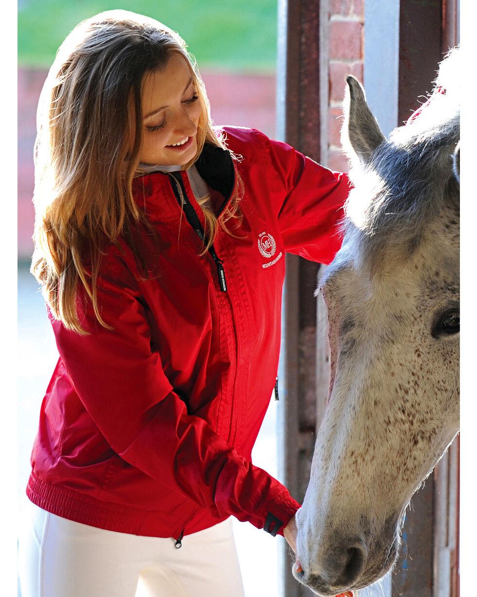 Mountain Horse Women's Crew Jacket II Jr., Red, hi-res