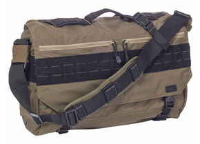 5.11 Tactical RUSH Delivery X-Ray Bag, Dark Brown, hi-res
