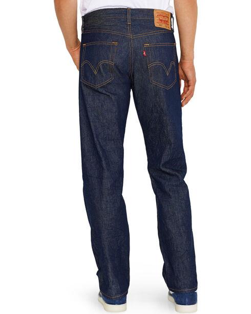 """Levi's 501 Jeans -  Original Shrink-to-Fit - 38"""" & 40"""" Tall Inseams, Indigo, hi-res"""