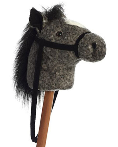Aurora Dark Giddy-Up Dapple Stick Pony , No Color, hi-res
