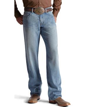 Ariat Denim Jeans - M3 Quicksilver Loose Fit - Big and Tall, Denim, hi-res