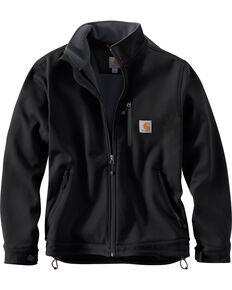 Carhartt Men's Crowley Jacket - Big & Tall, Black, hi-res