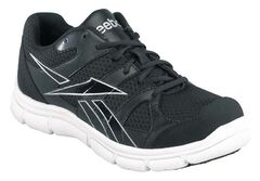 Reebok Men's Sport Grip Shoes - Composition Toe, Black, hi-res