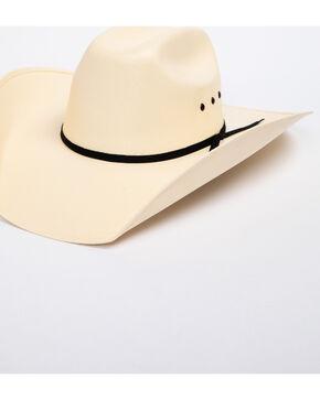 Cody James Men's Canvas Western Natural Cowboy Hat, Natural, hi-res