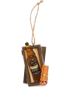 BB Ranch Whiskey Ornament , No Color, hi-res