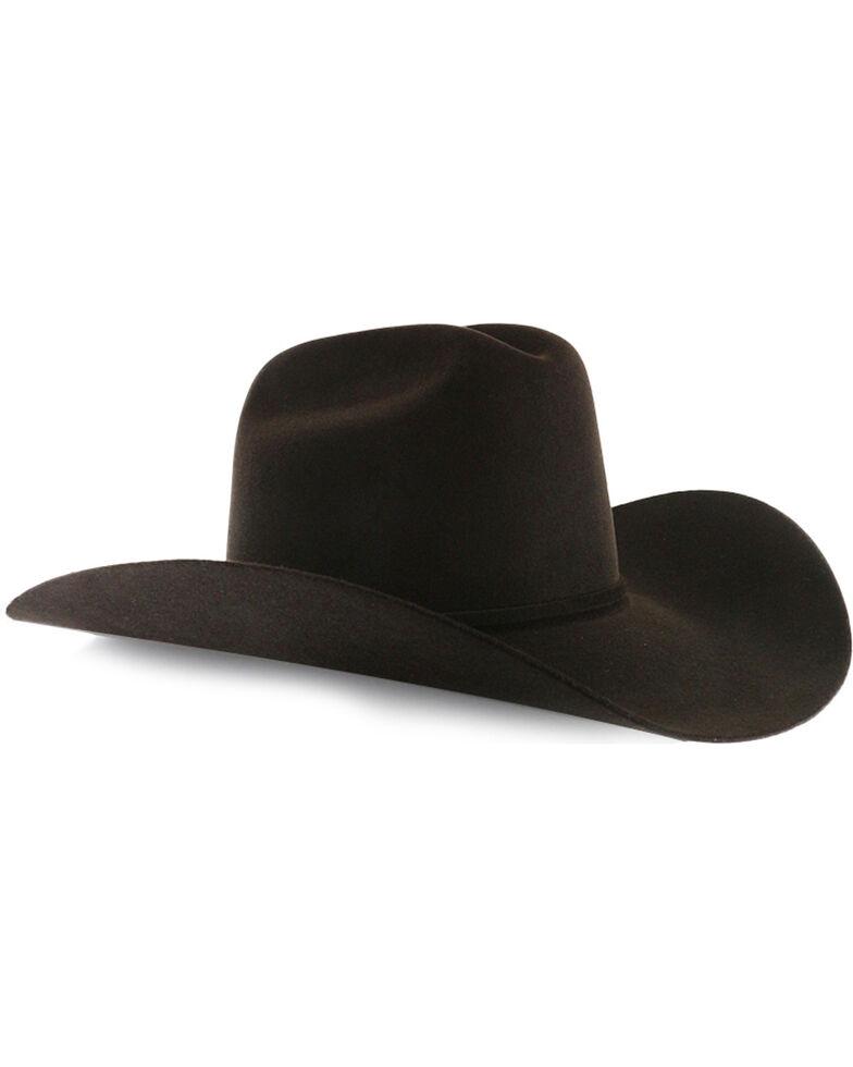 de560344d Rodeo King Men's Rodeo 5X Felt Cowboy Hat