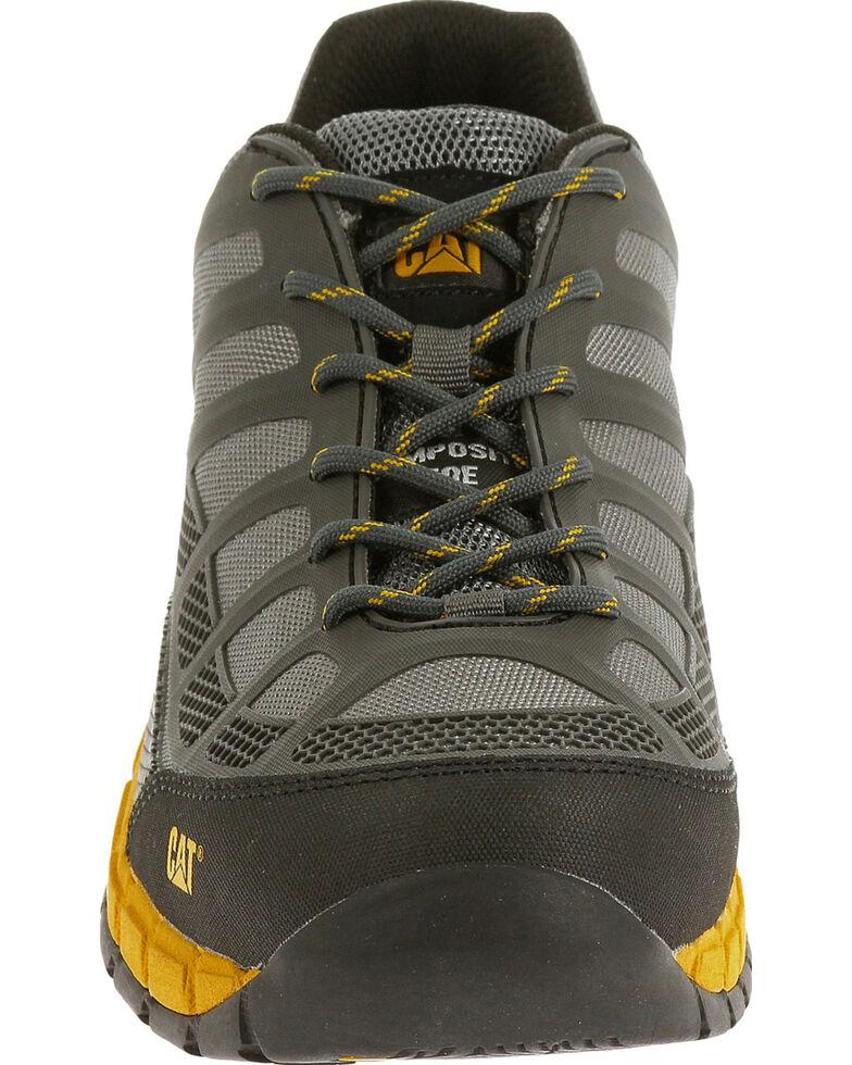 Caterpillar Men's Grey Streamline ESD Work Shoes - Composite Toe , Grey, hi-res
