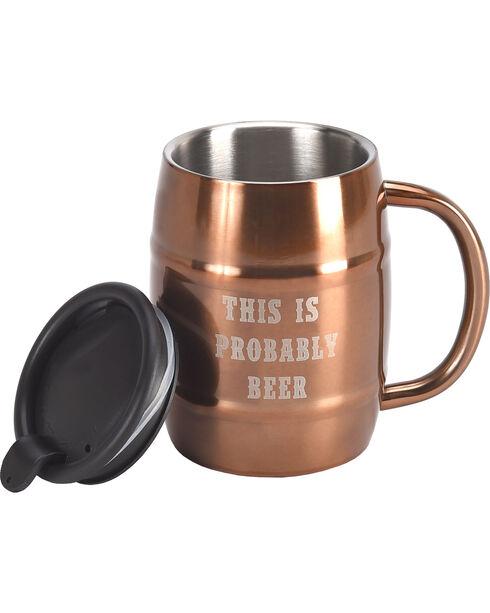 BB Ranch Moscow Mule Copper Mug, Bronze, hi-res