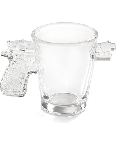 BB Ranch Shotgun Shot Glass Set, No Color, hi-res