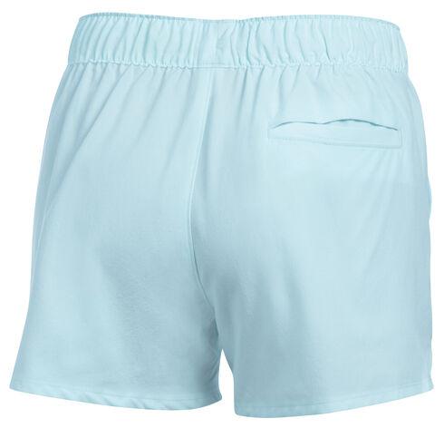 Under Armour Women's Light Blue Hiking Shorts, Light Blue, hi-res