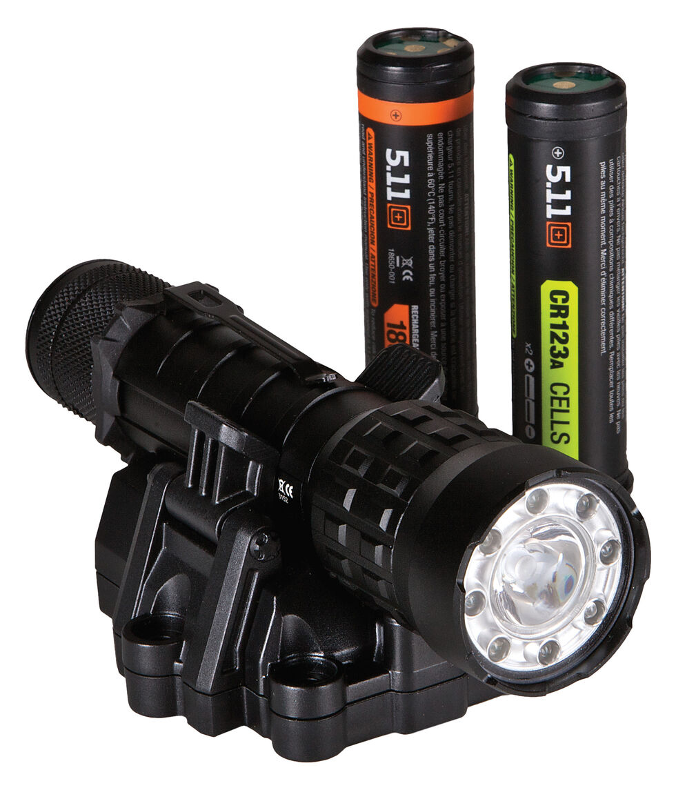 5.11 Tactical TMT R3MC Global Flashlight, Black, hi-res