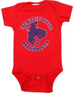 Cody James Infant Boys' Bronco Buster Onesie, Black, hi-res