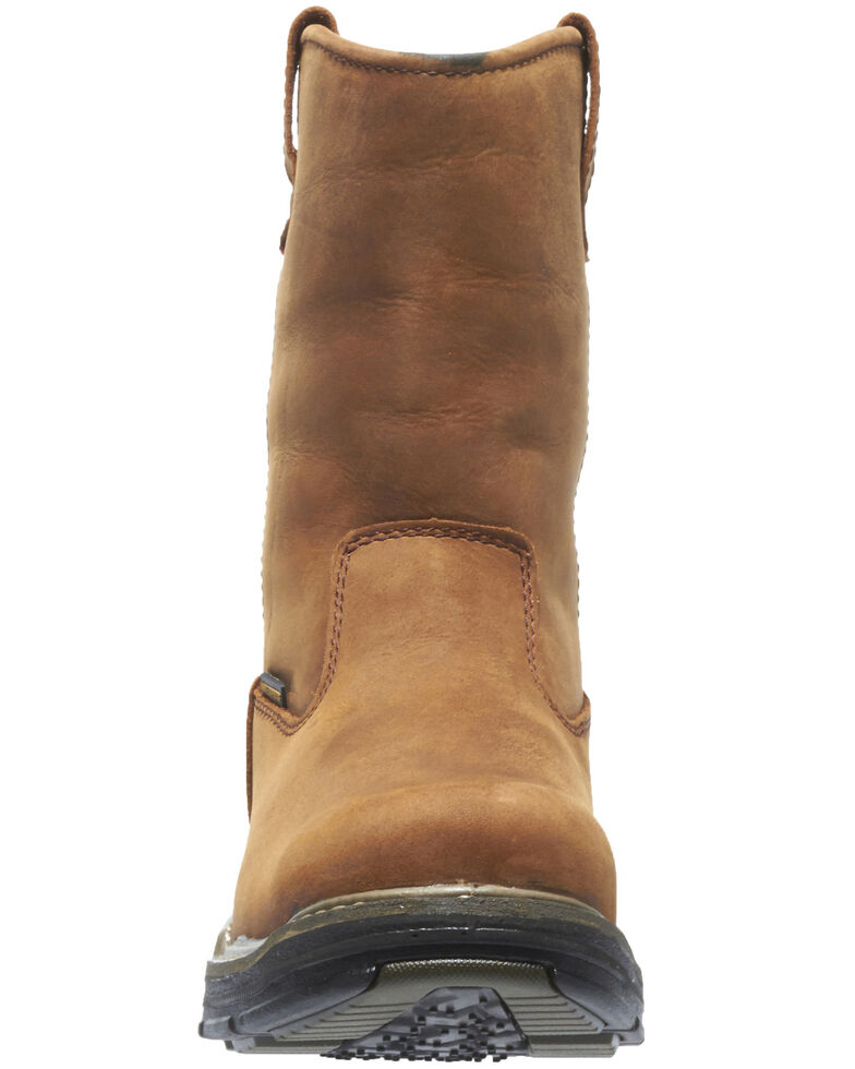 039dba355a7 Wolverine Marauder Waterproof & Insulated Pull-On Work Boots - Steel Toe