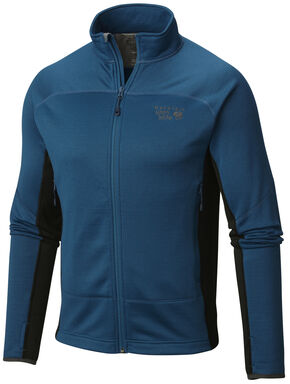 Mountain Hardwear Desna Grid Jacket, Blue, hi-res